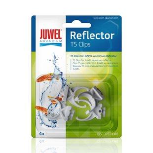 Juwel Reflektorclips - 4 st - T5 - Plast - 16 mm (Äldre)