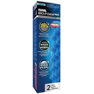 Fluval 407 - Filtermatta BioFoam Max - 2-pack