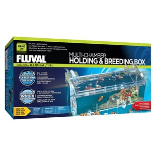 Fluval Multi-Chamber - BreedingBox - 26 cm - 2L