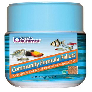 Ocean Nutrition - Community Formula Pellets - 100 g
