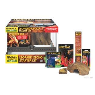 Exo Terra terrariepaket - Startpaket Leopardgecko