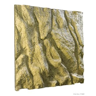 Exo Terra - Rock Background - 60x60 cm