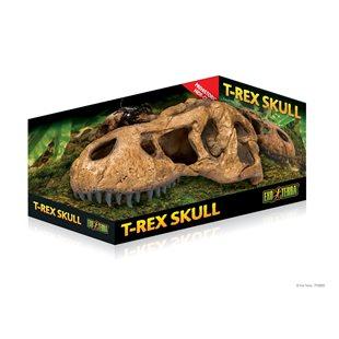 Exo Terra - Grotta - T-Rex kranium