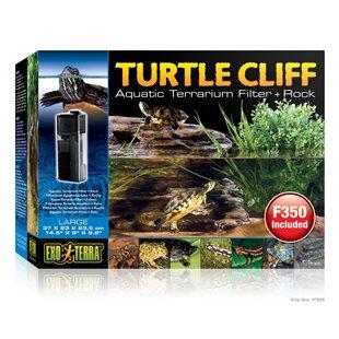 Exo Terra - Sköldpaddsklippa - Large