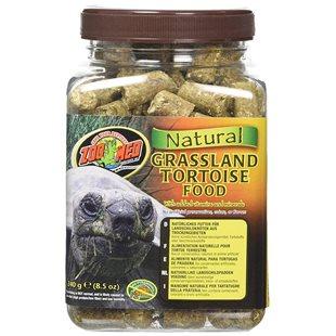 Zoo Med Natural Grassland Tortoise Food - 240 g