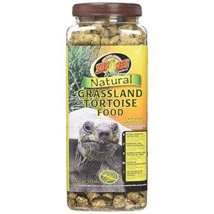Zoo Med Natural Grassland Tortoise Food - 425 g