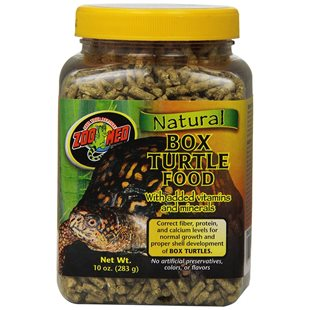 Zoo Med Natural Boxturtle Food - 284 g