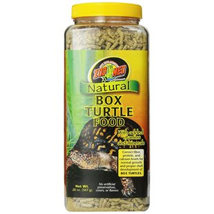 Zoo Med Natural Boxturtle Food - 567 g