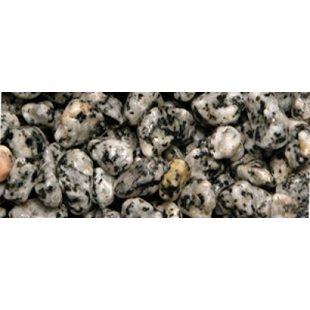 Akvariegrus - Black & White Spot - 6-8 mm - 20 kg