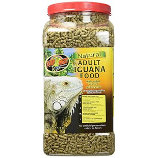Zoo Med Natural Adult Iguana Food - 2.27 Kg