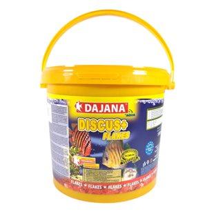 Dajana Discus+ Flakes - Flingor - 5 liter