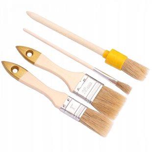 Penselset - 4-pack penslar