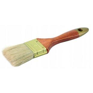 Lackpensel med trähandtag - 50 mm x 15 mm