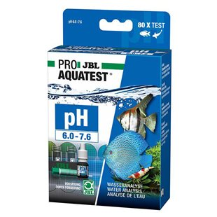 JBL Pro Aquatest - pH-test 6.0-7.6