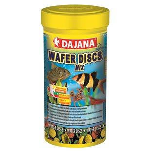 Dajana - Wafer Discs Mix - 250 ml