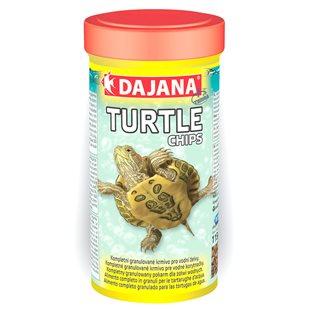 Dajana - Turtle Chips - 250 ml - Vattensköldpaddor