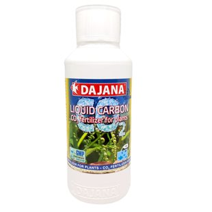Dajana - Liquid Carbon CO2 - 250 ml (12 500 liter)