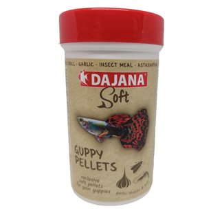 Dajana - Guppy Pellets SOFT - 100 ml