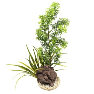 Plastväxt - Rocher Galapagos - 31 cm