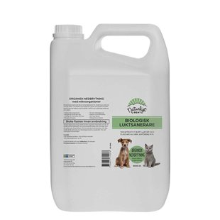 Luktsanerare - Biologisk 5000 ml