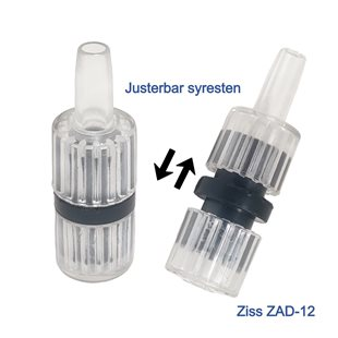 Ziss Aqua Syresten ZAD-12 - 12x35 mm (Justerbar)
