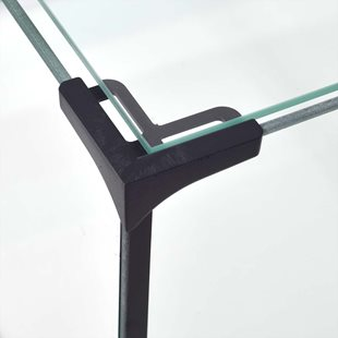 Zqare - 4-pack hållare för täckglas - 4 mm