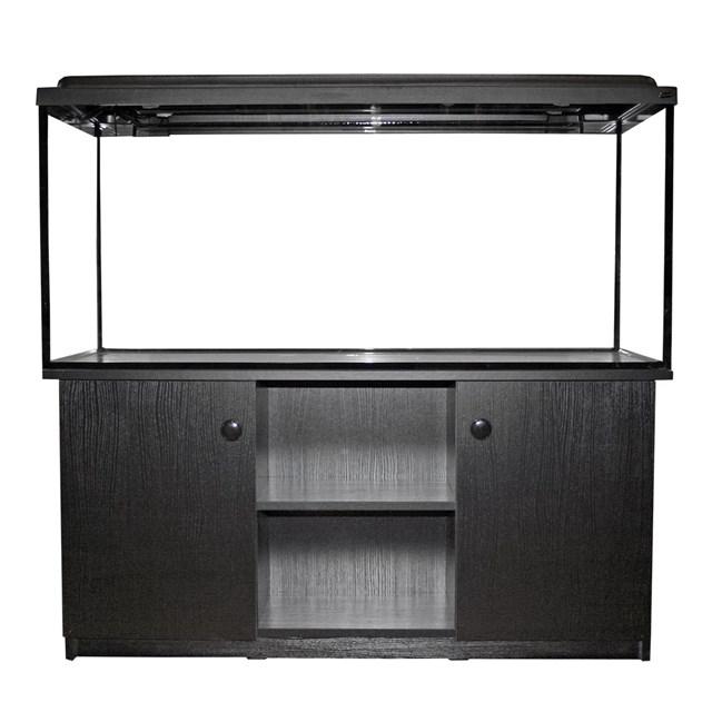 Akvariebord - Svart - 150x50x60