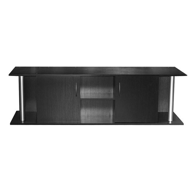 Akvariebord - svart-rör - 200x60x60