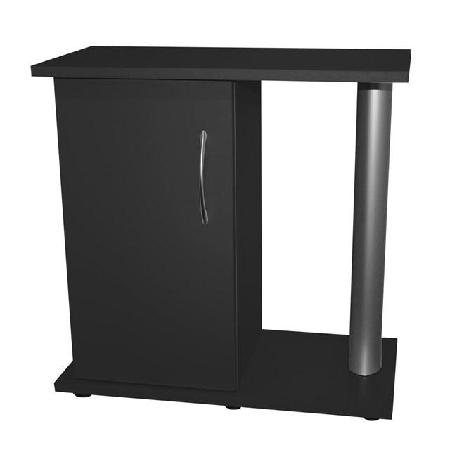Akvariebord - svart-rör - 60x30x60