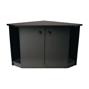Hörnbord - Svart -  70x70x60