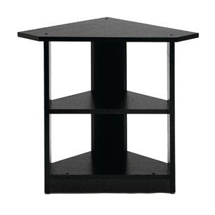 Hörnbord - Svart - 45x45x60
