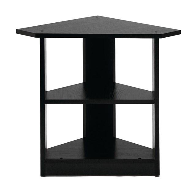 Hörnbord - Svart - 50x50x60