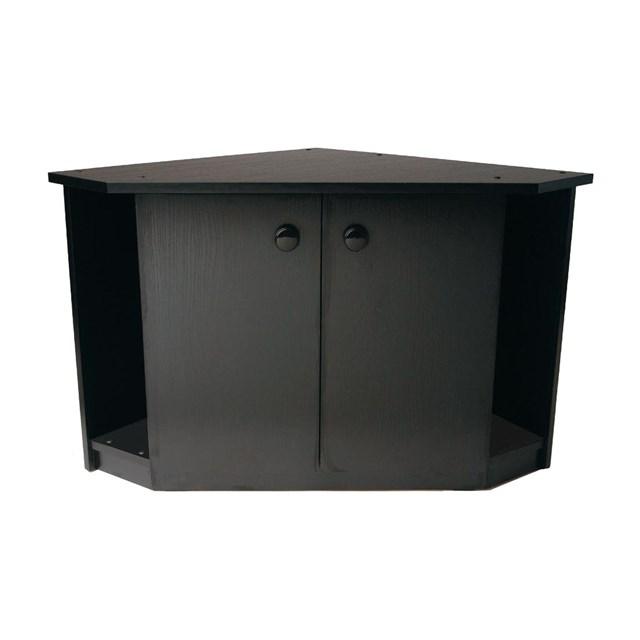 Hörnbord - Svart - 60x60x60