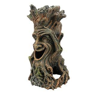 Aqua Della - Tree face 2  - 14x12x24 cm