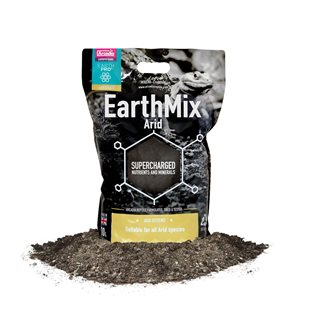 Arcadia Earth Mix Arid - 10 Liter - Bottensubstrat