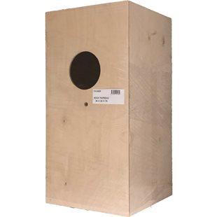 Holk - Papegoj - 35x35x70 Cm - Robust 6 mm - Mat/I Ng.Hål 8Cm