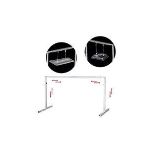 Classica - Aluminiumställning för belysning - 75-110 cm