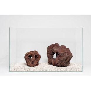 Aquadeco Röd lavastensgrotta - Medium - 4 st