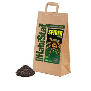 HabiStat Spider Bedding - Bottensubstrat - 10 L