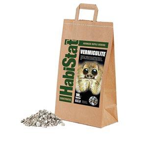 HabiStat Vermiculite - Grov - Bottensubstrat - 10 L