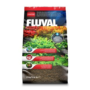 Fluval Plant & Shrimp Stratum - 8 kg
