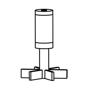 Aquael - Drivmagnet Till Turbofilter 500
