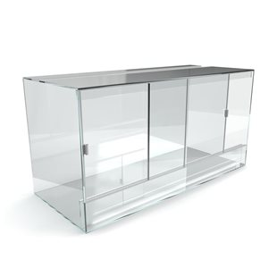 Zqare - Terrarium 120x50x60 cm