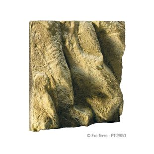 Exo Terra - Rock Background - 30x30 cm