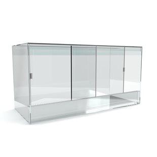 Zqare - Terrarium - 150x50x70 cm