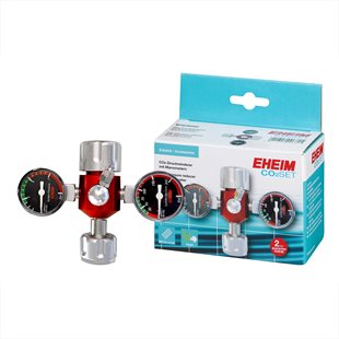 Eheim CO2 tryckregulator med manometer