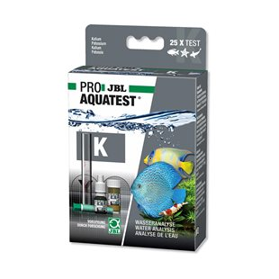 JBL Pro Aquatest - K-test - Kalium