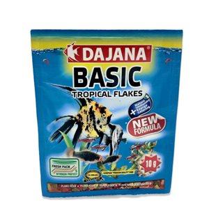 Dajana Basic Tropical Flakes - Flingor - 80 ml