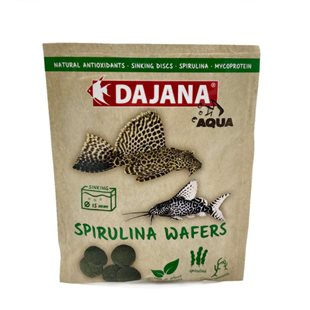 Dajana - Spirulina Wafers - 80 ml