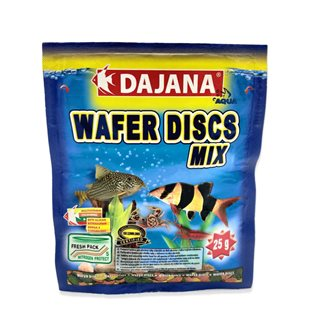 Dajana - Wafer Discs Mix - 80 ml
